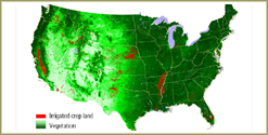 United States Irrigation Data